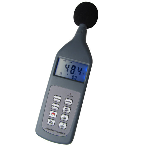 SL-5868P-CD Sound Level Meter with RS-232C Software CD