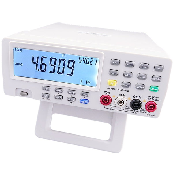 VC-8145 DMM Digital Bench Top Multimeter PC Analog Bar Meter