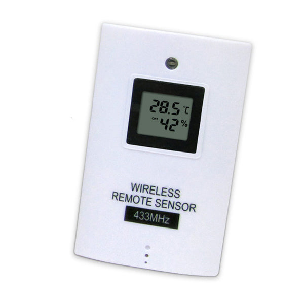R01AOK-5018B_2S Digital Wireless Indoor Outdoor Weather Station Thermometer + 2 sensors