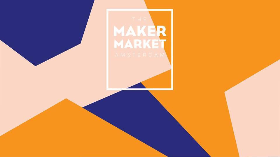 THE MAKER MARKET - Saturday, July 29th