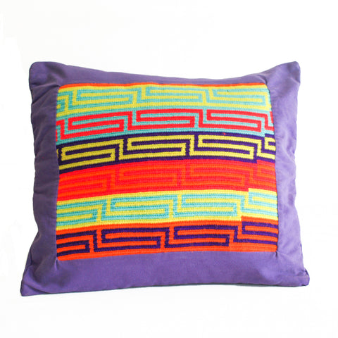 Wayuu Geometric - Cushion cover