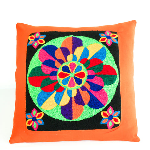 Wayuu Mandala - Cushion cover