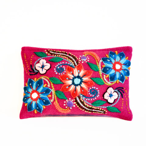 Ayacucho - Hand embroidered purse