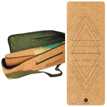 Cork Yoga Mat + Bag SET