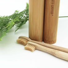 Bamboo Toothbrushes | Adults & Kids