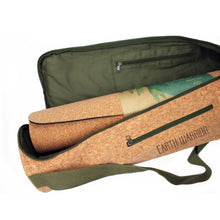 Cork And Cotton Yoga Mat Bag | Earth Warrior® South Africa | Sustainable Yoga Props