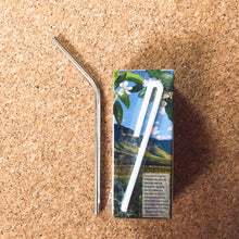 Reusable Juicebox Straw | Stainless Steel