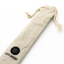 Travel pouch for reusable straws | Earth Warrior™
