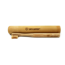 Earth Warrior® | Bamboo Toothbrush Case For Children