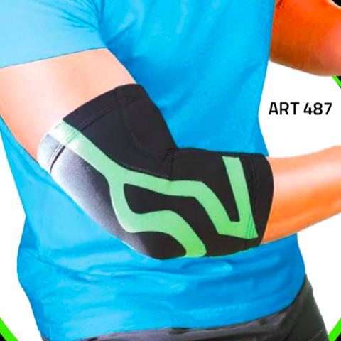 CODERA DEPORTIVA ELASTICA POWER BAND TAPING® Art.487 ORIONE®