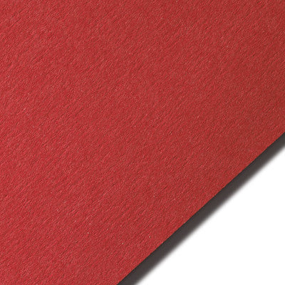 Colorplan Bright Red 350gm Plain 640 x 970mm