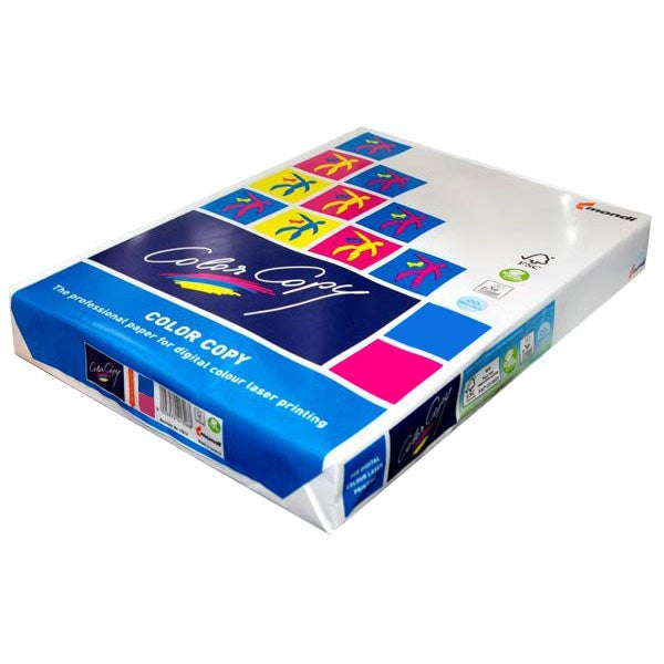Color Copy 100 gm SRA3 (2,000 sheets per box) 500 per pack x 4