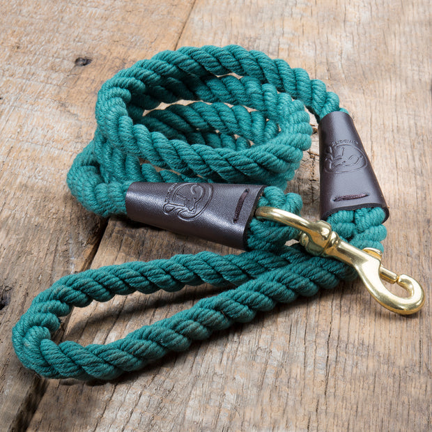 Country Range Rope Dog Leash - 4.5 Feet