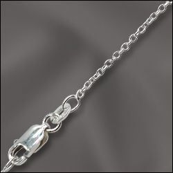 Sterling Silver 2mm Cable Chain