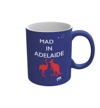 Mad(e) in Adelaide – ceramic mug