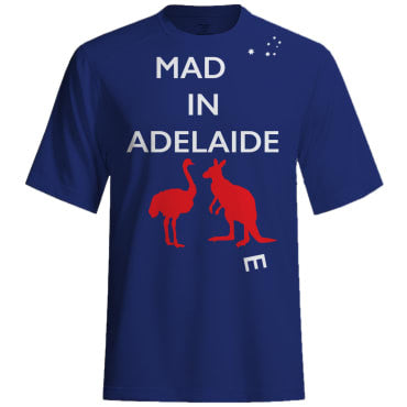 Mad(e) in Adelaide – T-shirt