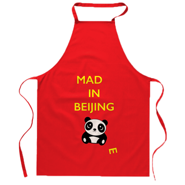 Mad(e) in Beijing – Apron