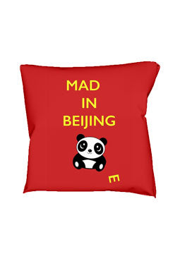 Mad(e) in Beijing – cushion