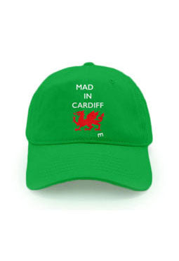 Mad(e) in Cardiff – Baseball Cap