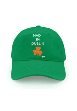 Mad(e) in Dublin – Baseball Cap