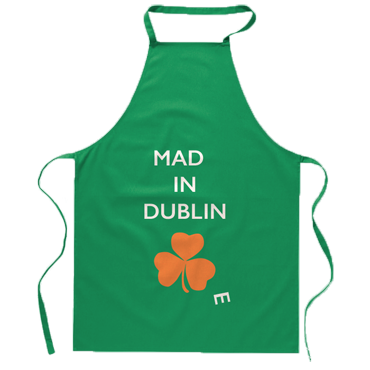 Mad(e) in Dublin – Apron