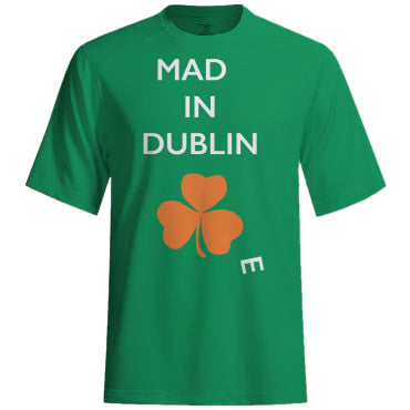 Mad(e) in Dublin – T-shirt