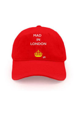 Mad(e) in London – Baseball Cap