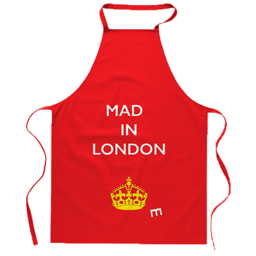 Mad(e) in London – Apron