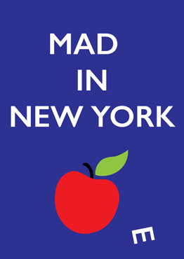 Mad(e) in New York – limited edition poster