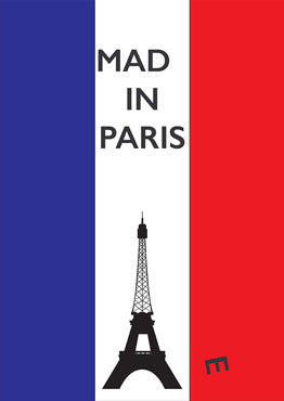 Mad(e) in Paris – limited edition poster