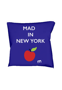 Mad(e) in New York – cushion