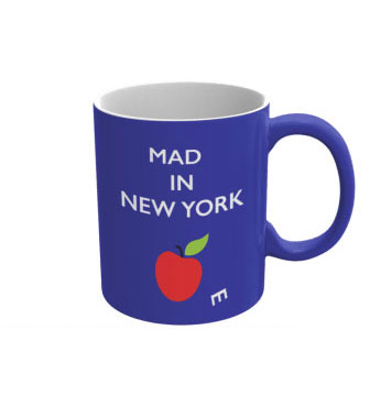 Mad(e) in New York – ceramic mug