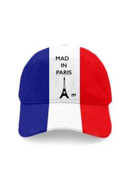 Mad(e) in Paris – Baseball Cap