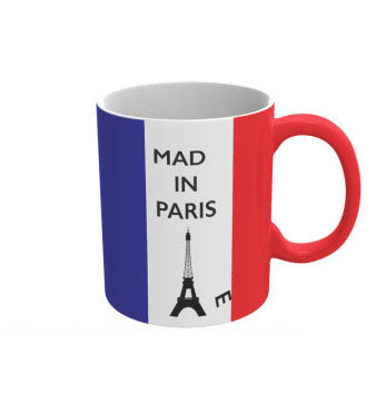 Mad(e) in Paris – ceramic mug
