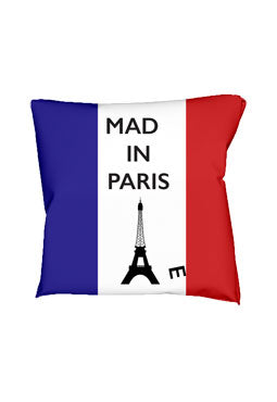 Mad(e) in Paris – cushion