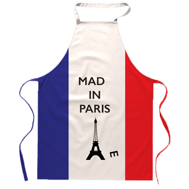 Mad(e) in Paris – Apron