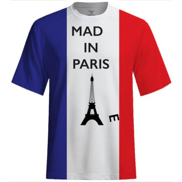 Mad(e) in Paris – T-shirt