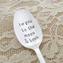 Lorelei Vella - I Love You To The Moon & Back Spoon