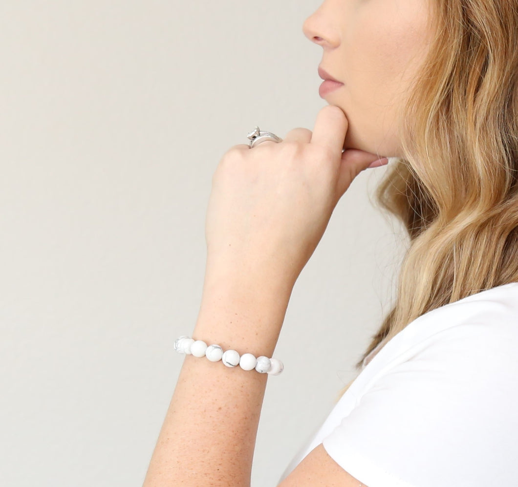 Carolyn Hearn Designs - Hope Mala Bracelet