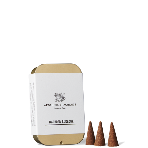 Apotheke Fragrance - Incense cone - MAGHREB BUKHOOR