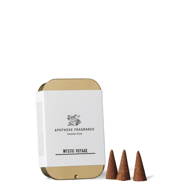 Apotheke Fragrance - Incense cone - DENSE