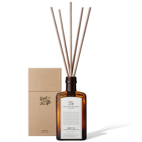 Apotheke Fragrance - reed diffuser - BLUE SPRUCE
