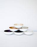 Kirstie van Noort Cornwall Small Bowls- beige /high gloss