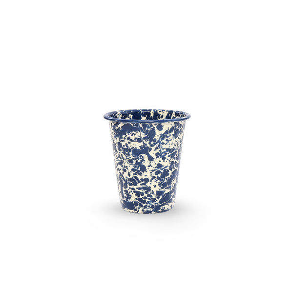 Crow Canyon Home - Short Tumbler - Navy Marble