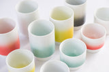 Asemi Hasami cups: Small - Shadow