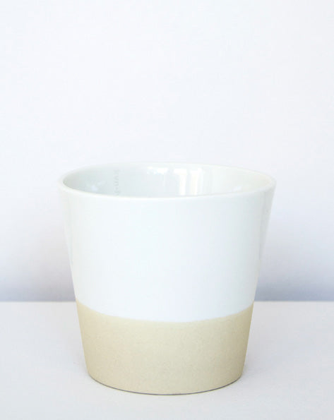Kirstie van Noort Cornwall Coffee Cup- 08 Dip Light Yellow