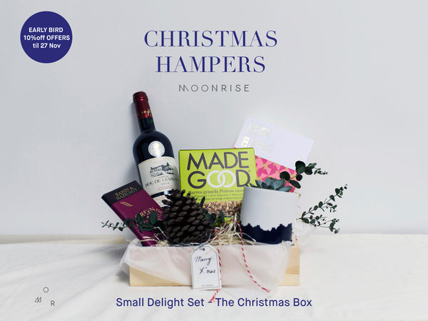 Christmas Hampers - Small Delight Set - Small Christmas Box (Small)