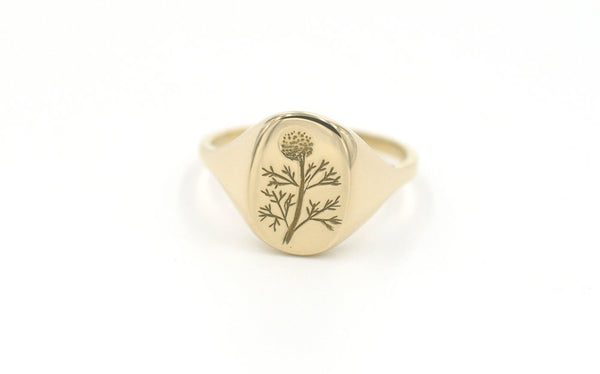 Botanical Collection - Dandelion Signet