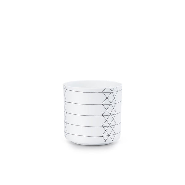 FEST AMSTERDAM -  BRIGHT STRIPE POT/ CANDLE HOLDER