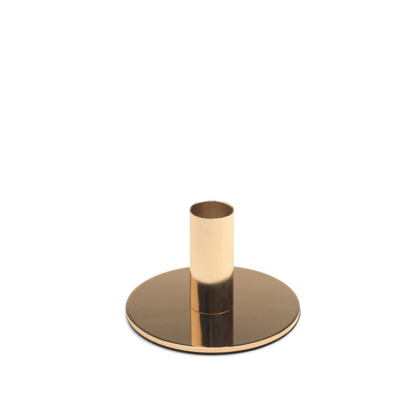FEST GOLDEN CANDLE HOLDER S